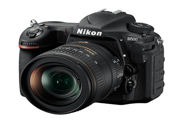 Popular Cameras Nikon D500