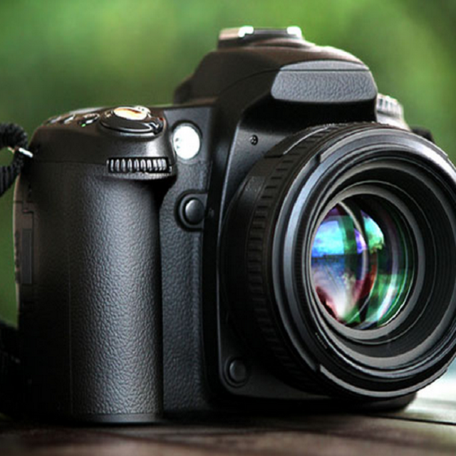Popular Cameras Photography